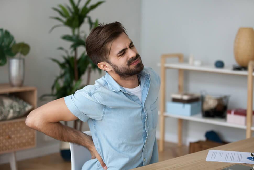 Hernia de disc - simptome si complicatii